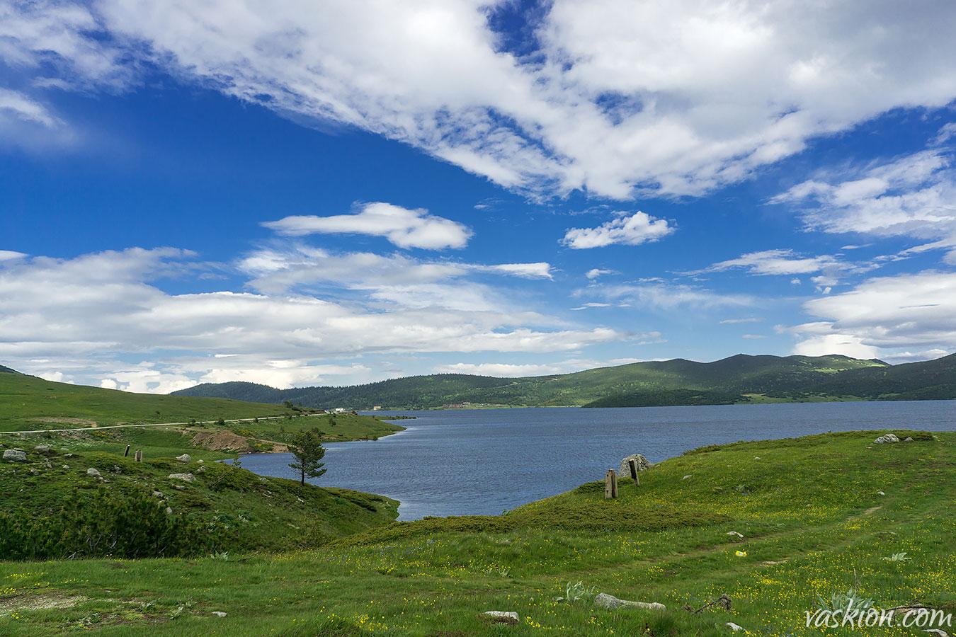 Езеро Белмекен