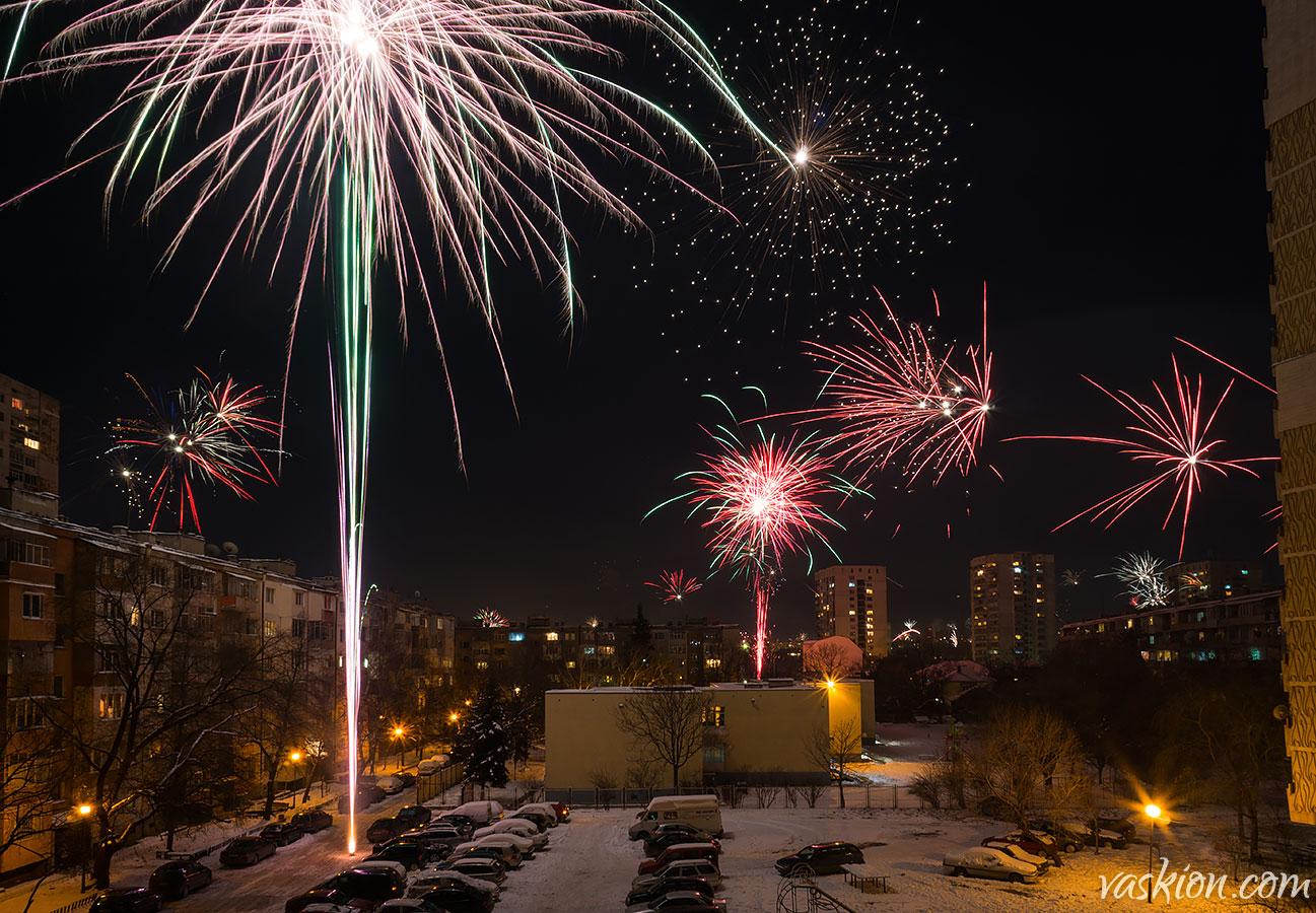 2015 Fireworks