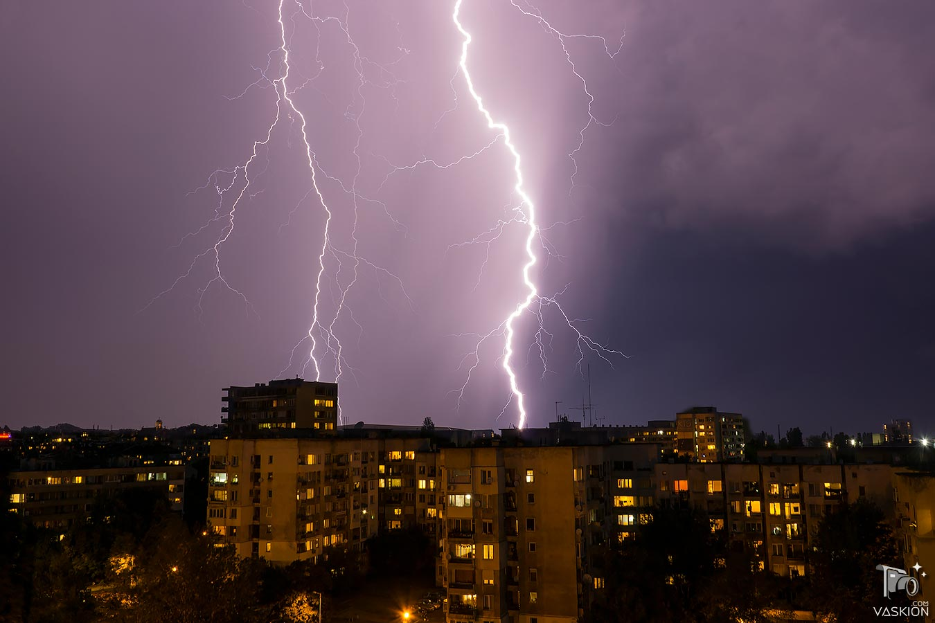 Electricity in the Sky