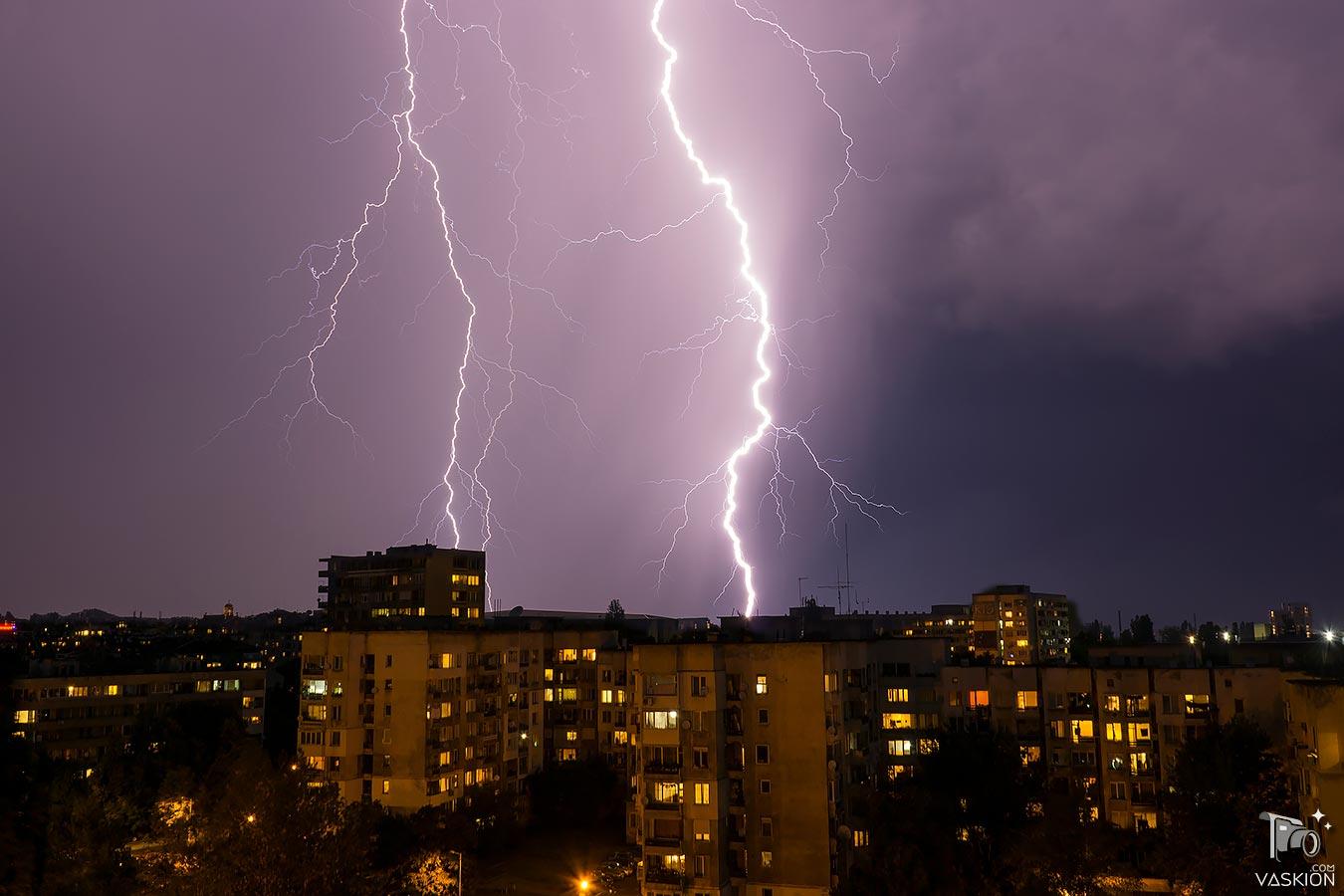 Електричество в небето
